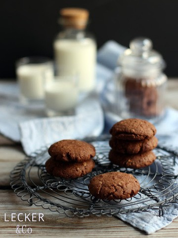 Rezept Chocolate Cookies