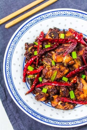Rezept Chongqing Chili-Hähnchen