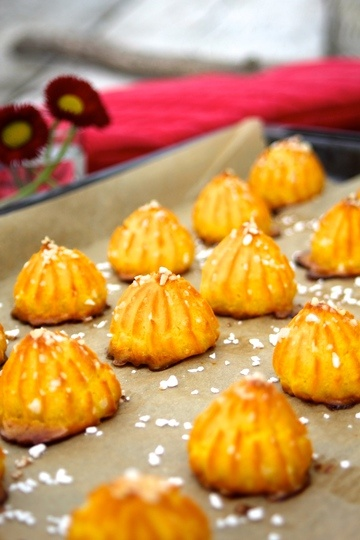 Rezept Chouquettes