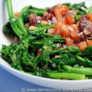 Rezept Cima di Rapa Salat