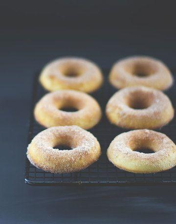 Rezept Cinnamon Sugar Donuts