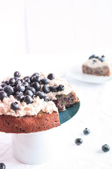 Rezept Cleaner Heidelbeeren Kuchen
