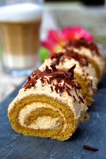 Rezept Coffe-Cake-Roll