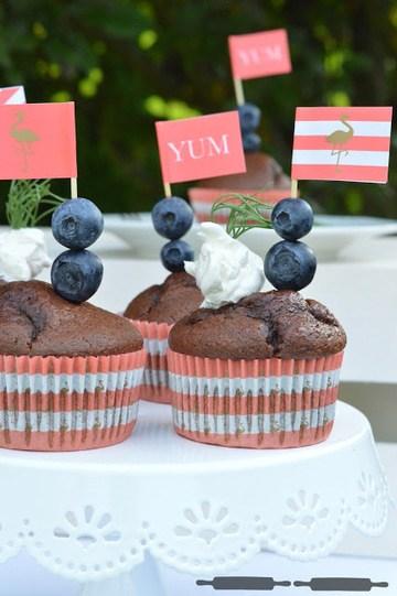 Rezept Colakraut Schoko Muffins