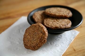 Rezept Cookies aus Hafermehl