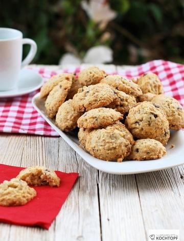 Rezept Cookies Grundrezept