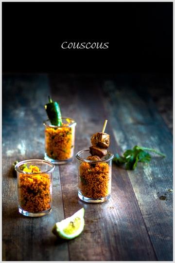 Rezept Couscous