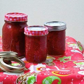 Rezept Cranberry-Birnen-Marmelade