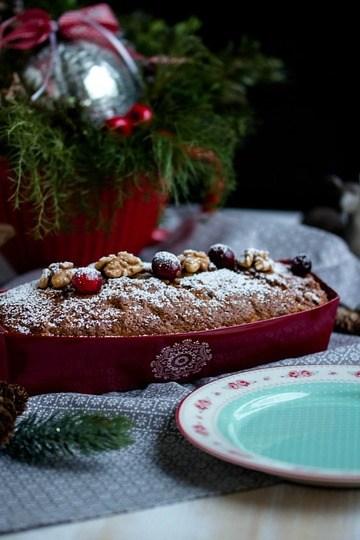 Rezept Cranberry Nuss Brot