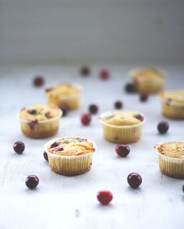 Rezept Cranberry-Orangen-Muffins