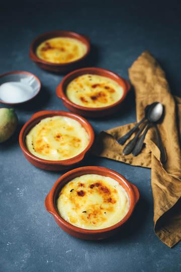Rezept Crema catalana – spanisches Dessert