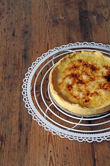 Rezept Creme brulee Tarte