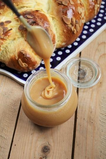 Rezept Crème de caramel au beurre salé