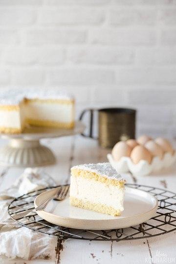 Rezept Cremige Käse-Sahne-Torte