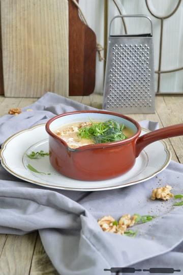 Rezept Cremige Kohlrabi Suppe