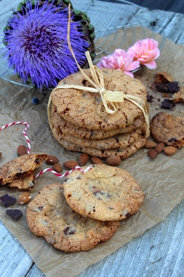 Rezept Crispy-Chocolate-Cookies
