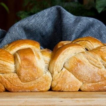 Rezept Croissant-Brot