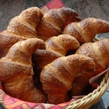 Rezept Croissants au levain