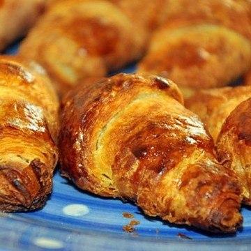 """Rezept Croissants selon """"Lenôtre"""""""