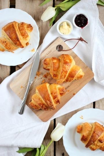 Rezept Croissants
