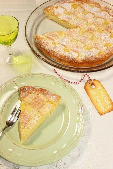Rezept Crostata al limone