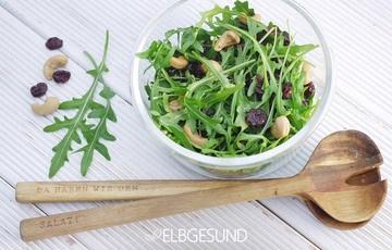 Rezept Crucola-Salat – supereinfach aber lecker!