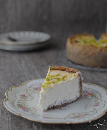 Rezept Crunchy Nut Cheesecake