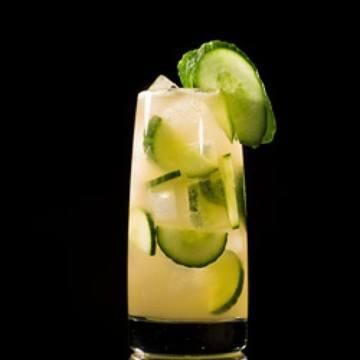 Rezept Cucumber Cooler