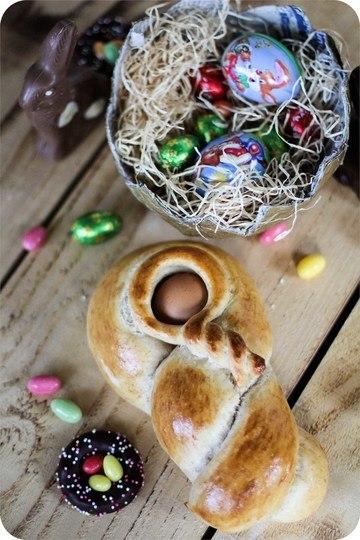 Rezept Cullure di Pasqua