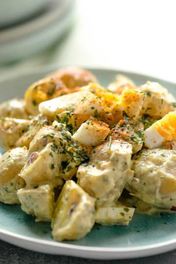 Rezept Curry Kartoffelsalat