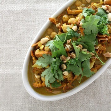Rezept Curry mit Pfifferlingen
