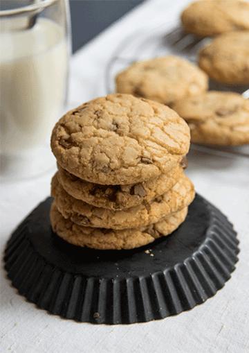 Rezept Daim Cookies