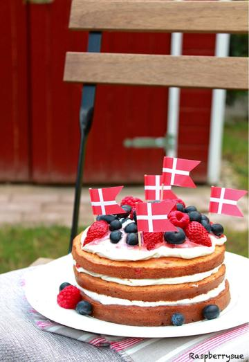 Rezept Dänische Lagkage