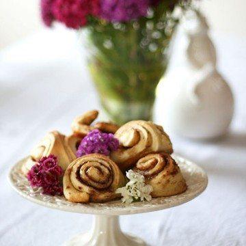 Rezept Danish Pastry: Kanelbullar