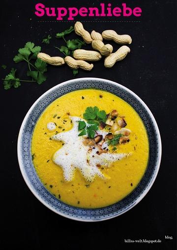 Rezept Das chillige Weihnachtsmenue… No.2: Die Suppe