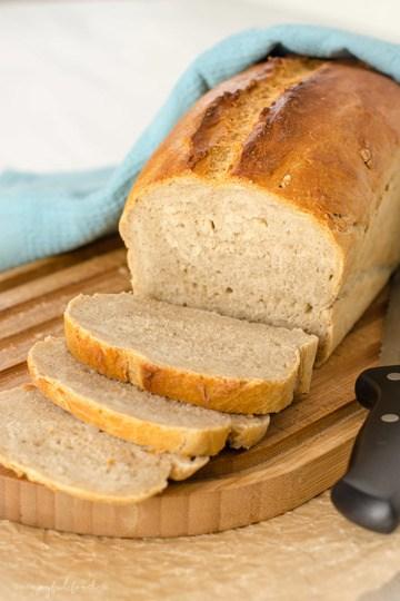 Rezept Das perfekte Brot backen: die Knusper Kruste