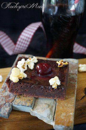 Rezept Death by chocolate & cola Brownie