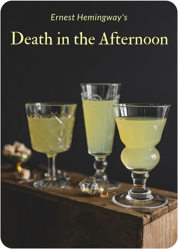 Rezept Death in the Afternoon
