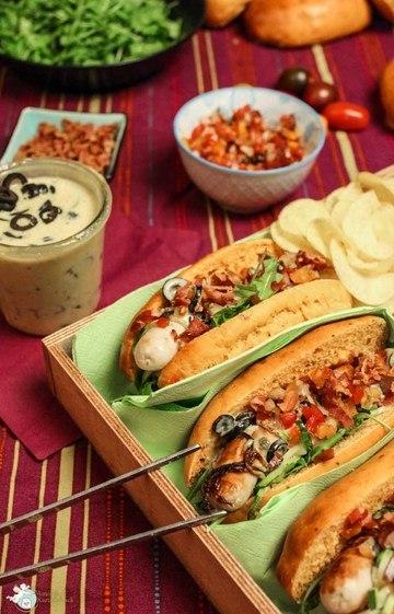 Rezept Der feine Hotdog des Don Fonsi