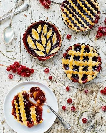 Rezept Der Herbst-Exportschlager der RNN: Linzer Tartelettes