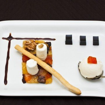 Rezept Dessert-Verführung im Quartett XVIII