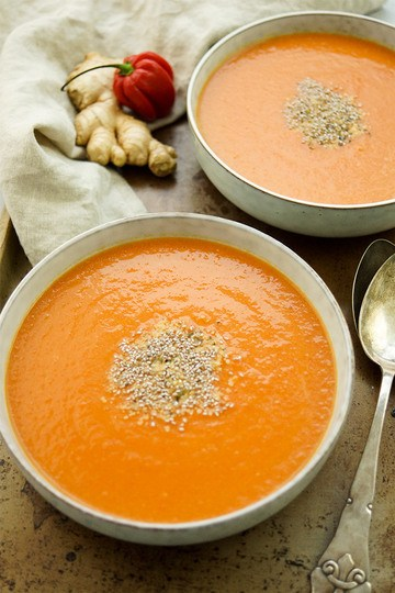 Rezept Detox-Gemüsesuppe zum Entgiften und Genießen
