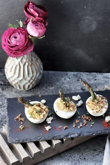 Rezept Deviled Eggs