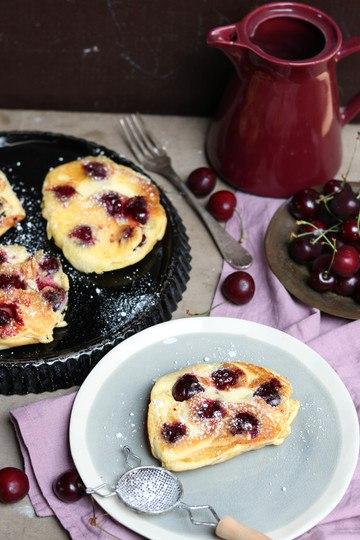 Rezept Dicke Obstpfannkuchen