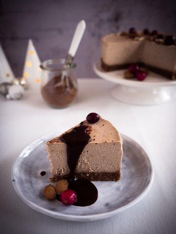 Rezept Die grosse Weihnachtsliebe: Lebkuchen Rawcake