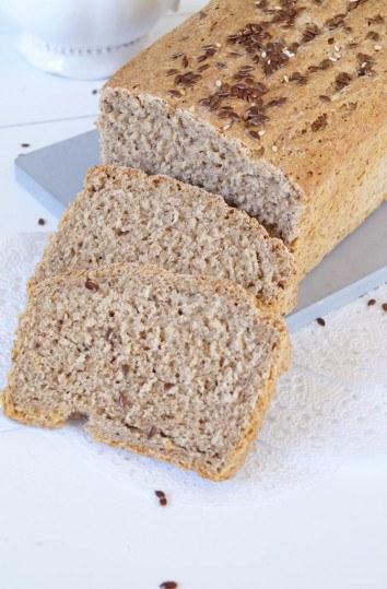 Rezept Dinkel Haselnuss Brot