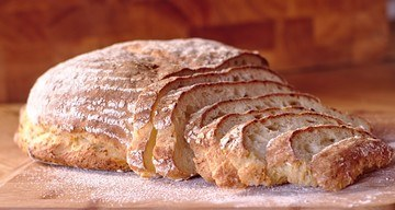 Rezept Dinkel-Kartoffelbrot, lecker und saftig!