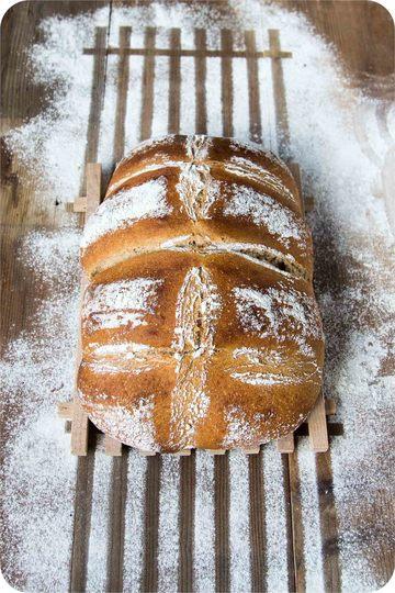 Rezept Dinkel-Molke-Brot