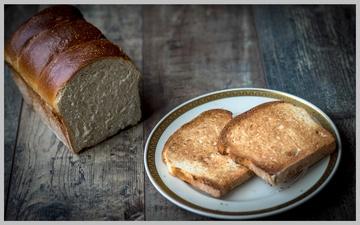 Rezept Dinkelbuns und Toastbrot