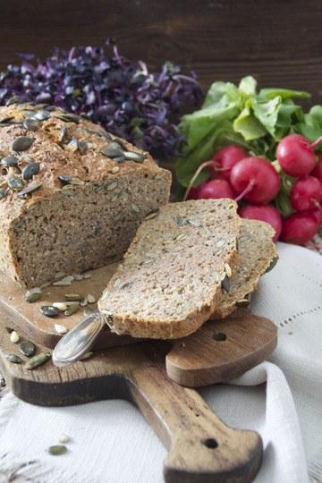 Rezept Dinkelvollkornbrot - schnell und einfach selbst backen